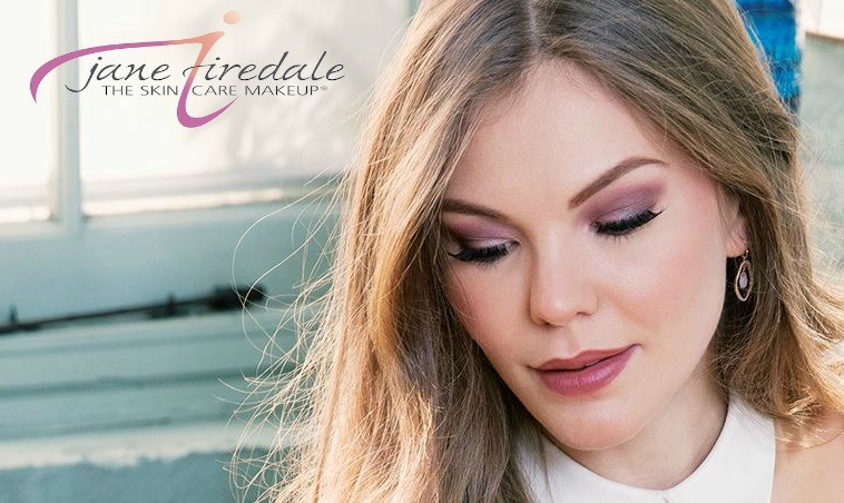 Jane Iredale Free Mini Makeover with every Facial Treatment